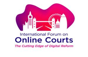 Online courts forum 2018 image
