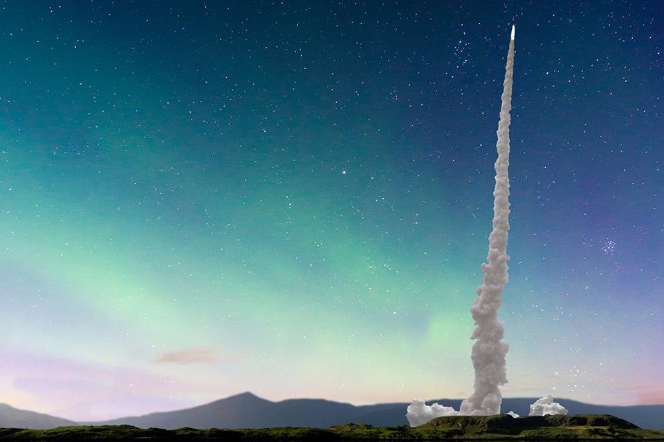 The Area Scotland space Field Magazine