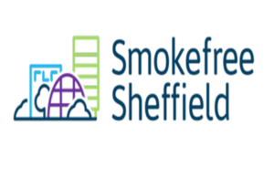 Smokefree Sheffield logo