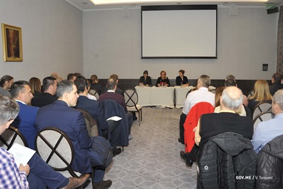 National Awareness Raising Round Table in Podgorica, Copyright: Government of Montenegro