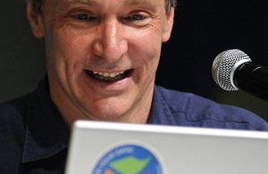 British winner Tim Berners Lee
