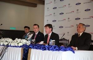 British Airways takes off to Islamabad, Pakistan - GOV UK