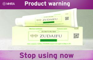 Zudaifu warning