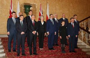 UK-Poland IGC