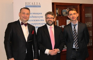 Seminar by Realia Capital Management in Ekaterinburg