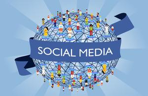 Follow us on our social media profiles