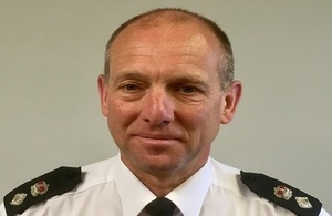 Chief Superintendent Duncan Worsell