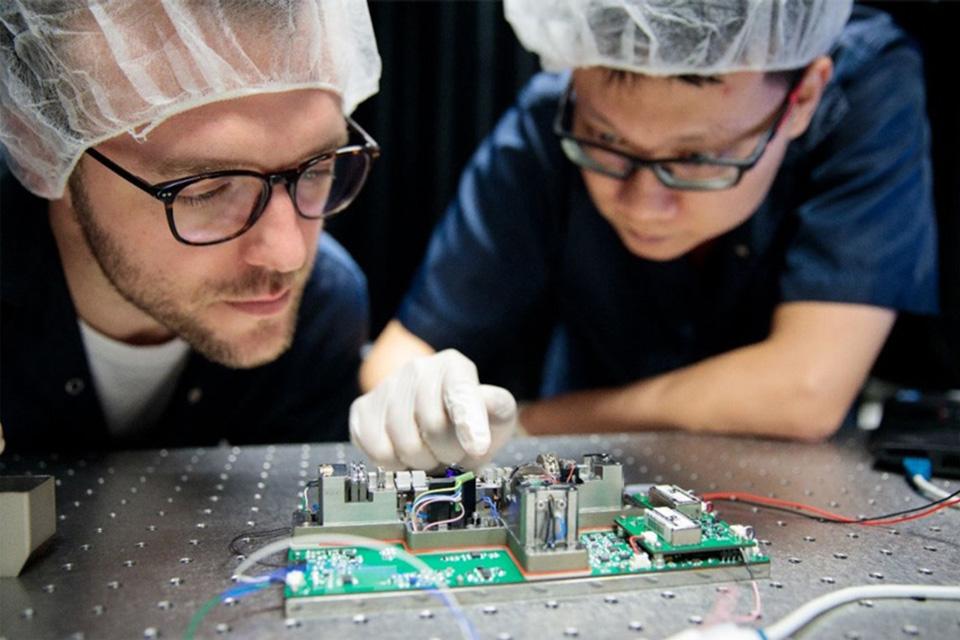 SIN Singapore facilitates £10m UK-Singapore Satellite-based Quantum Key Distribution Collaboration.