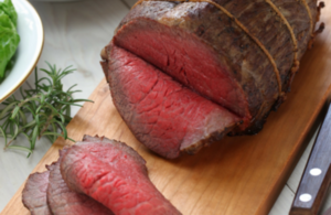 Picture of cooked beef