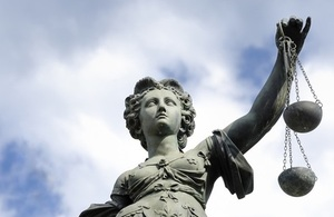 Picture of justicia