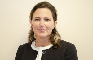 Antonia Jenkinson, new Chief Financial Officer