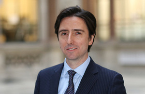 Mr Matthew Lawson has been appointed Her Majesty's Ambassador to the Republic of Tajikistan.