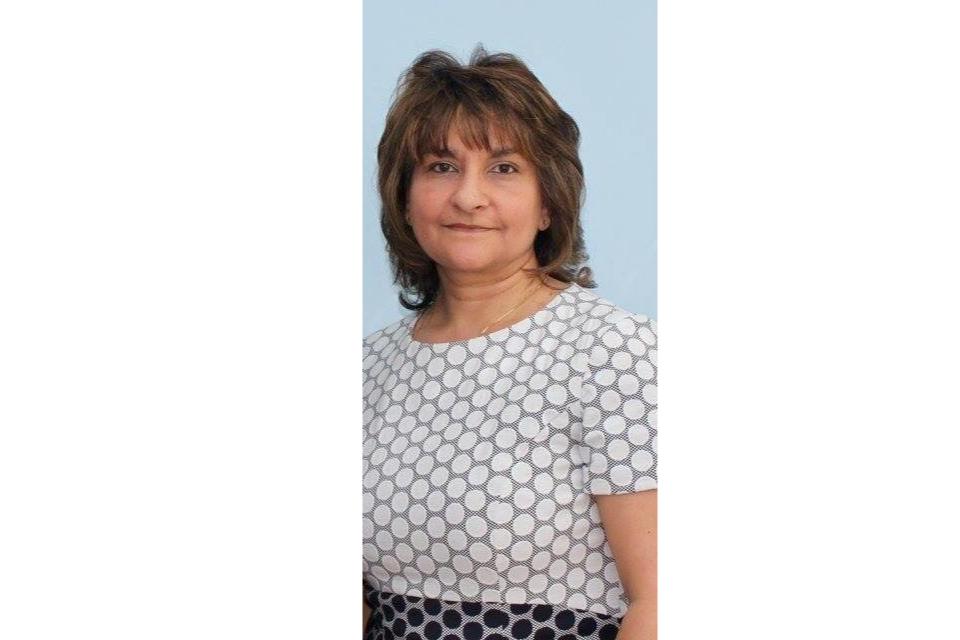 Aruna Walsh, independent Parole Board member