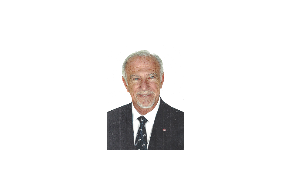 His hon Judge Geoffrey Kamil, CBE