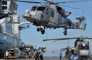 NATO troops on Exercise Trident Juncture