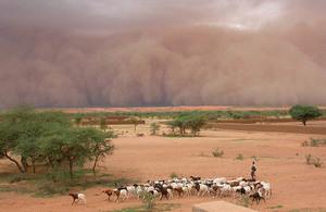 Sahel Mega Storm