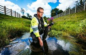 Environment Agency monitoring