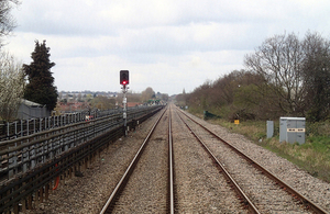 A signal on the national network