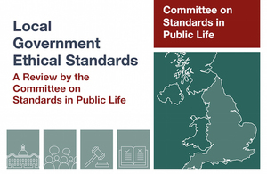Local government ethical standards report