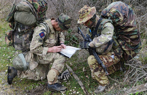 Uk And Italian Recon Forces Train Together News Stories