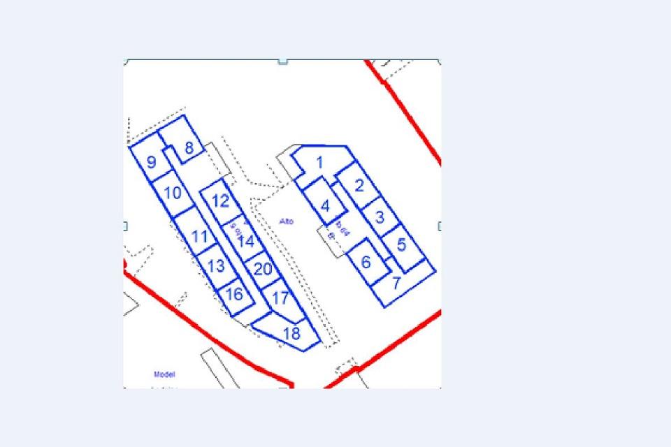 Leasehold floor level title plans