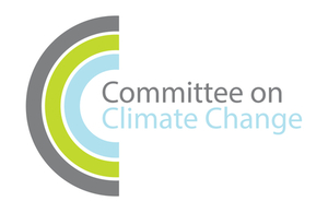 The logo of the Committee on Climate Change