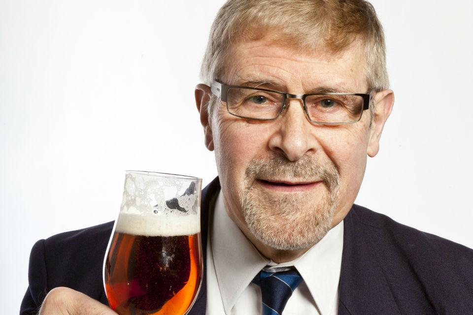 Beer expert Roger Protz