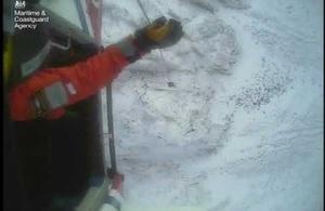 Cairngorm rescue