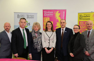 New partners of the Northern Powerhouse
