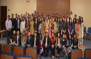 British Deputy High Commission hosts communications workshop at
