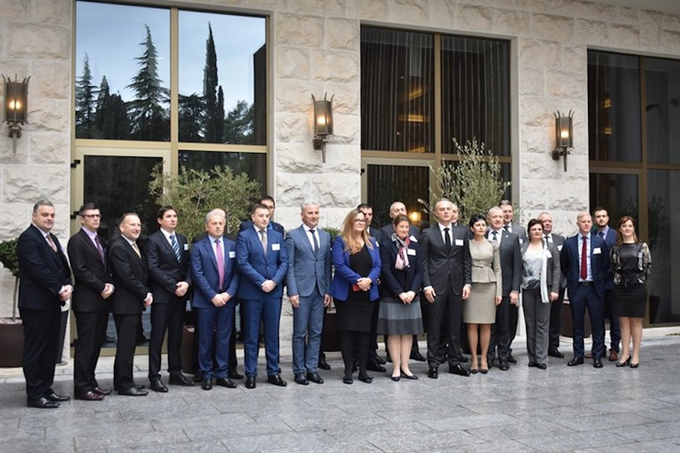 High-Level Informal Regional Meeting of General Directors of Customs Administration of the Western Balkans Six