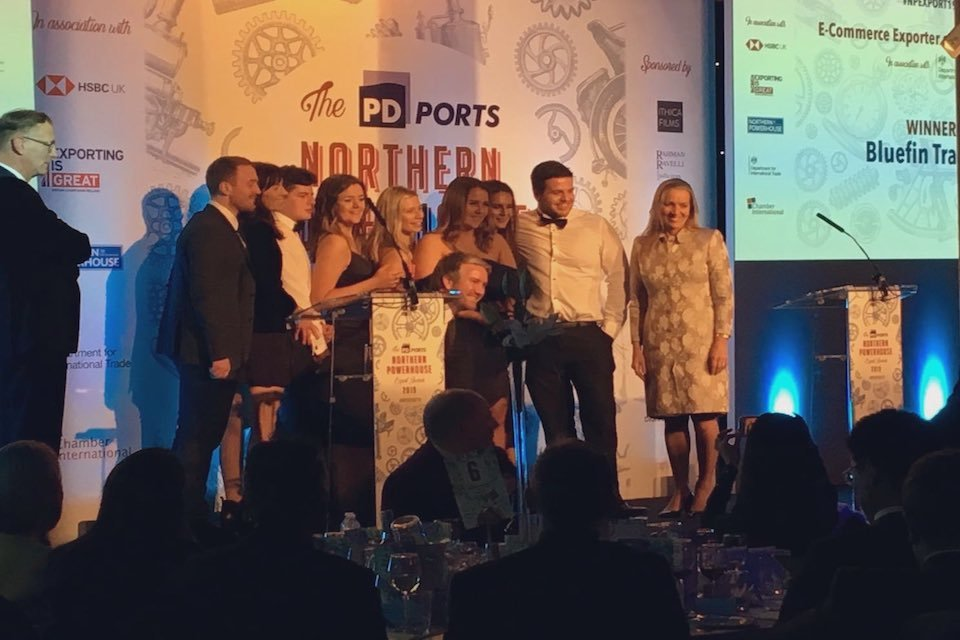 Success of Northern Powerhouse Export Champions celebrated