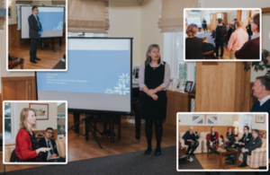 Outreach event in Tallinn in January 2019
