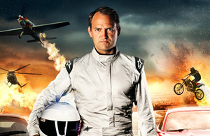 Ben Collins: Stunt Driver © 2015 Hundred And Seventh Ltd and Lionsgate International (UK) Limited. Distributed by Lionsgate Home Entertainment UK