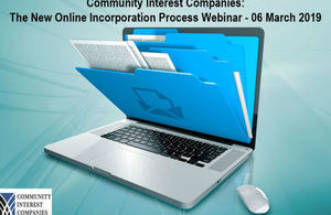 New online incorporations