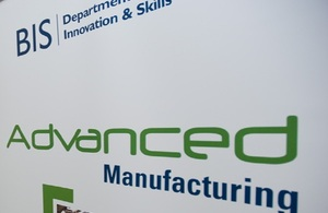 The Advanced Manufacturing Supply Chain Initiative