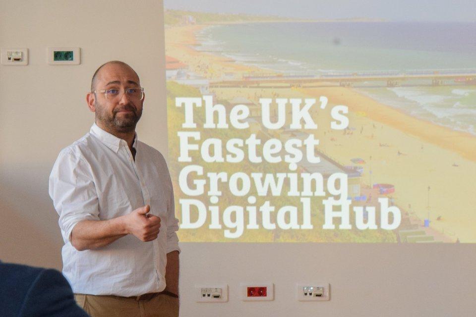 Mr Matthew Desmier, UK expert