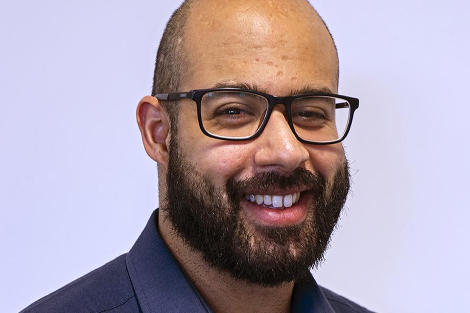 Head shot of Omar Khalid