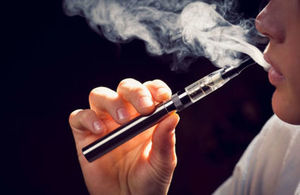 Regular e-cigarette use remains low among young people in Britain