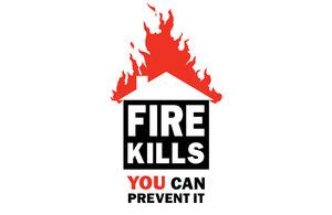 Fire Kills logo