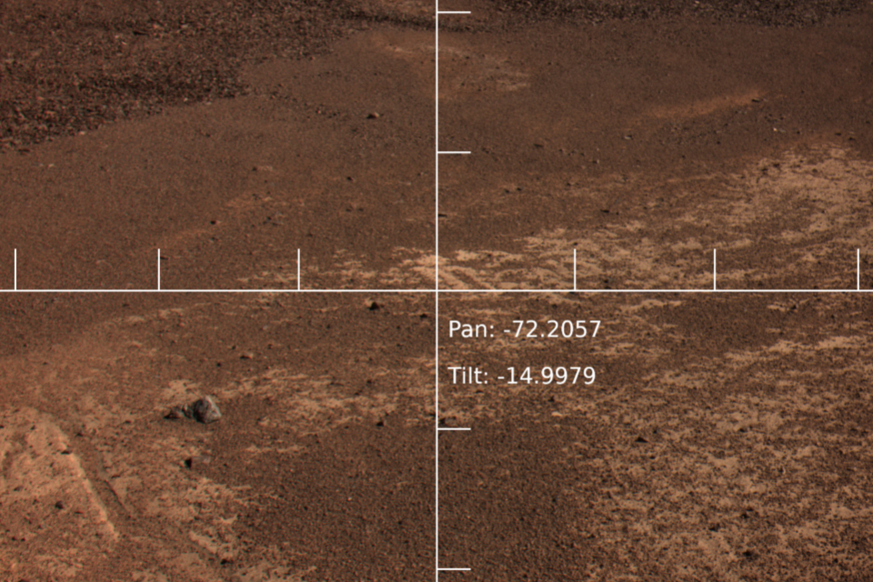 Earthbound NASA Rover Uncovers Clues to Finding Life on Mars