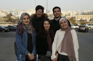 Young Jordanians