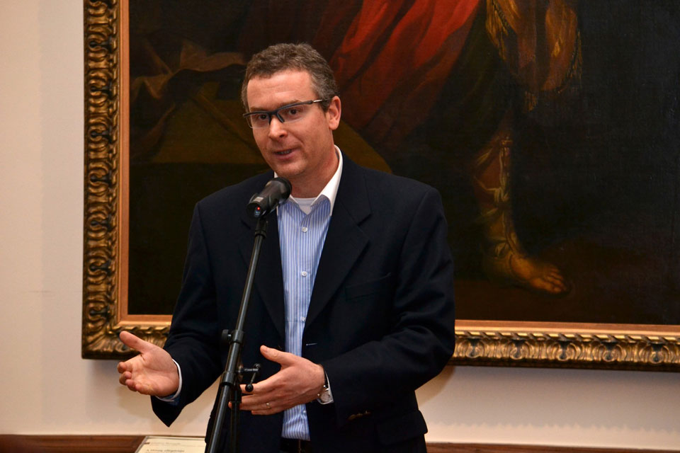 Ervin Bonecz, managing director of 90 decibel Project