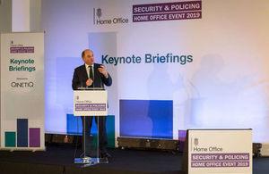 New counter-terrorism information sharing platform announced