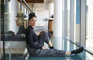 Daniela Paredes Fuentes, CEO of Gravity Sketch.