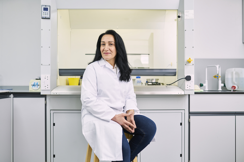 Dr Fanya Ismail, CEO & Founder SGMA (Sol-Gel Coatings & Advanced Materials)