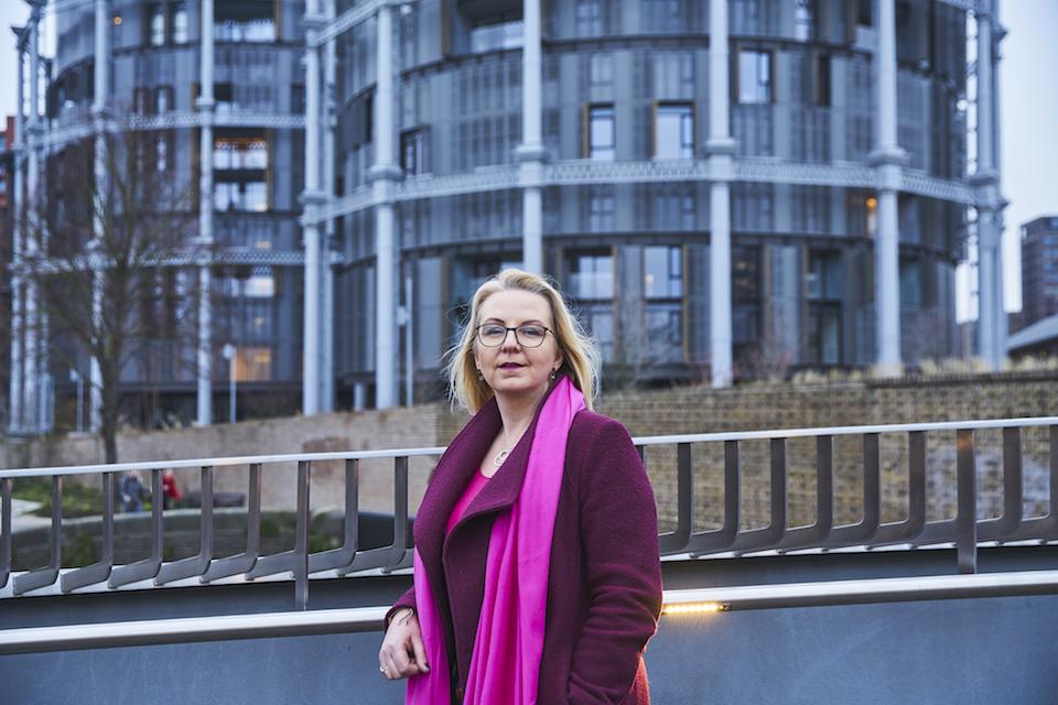 Dolores Sanders, Strategic Director of Total Control Pro Ltd.