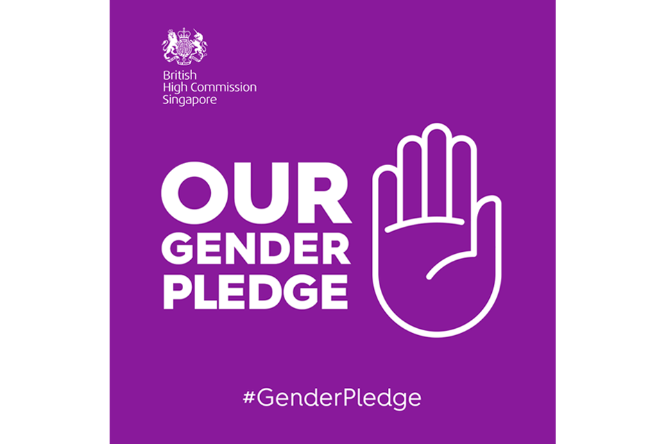 Gender Pledge Social Media Image