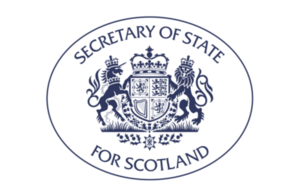 Crest of the Office of the Secretary of State for Scotland