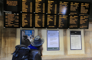 Delay Repay 15 for Great Western Railway Passengers